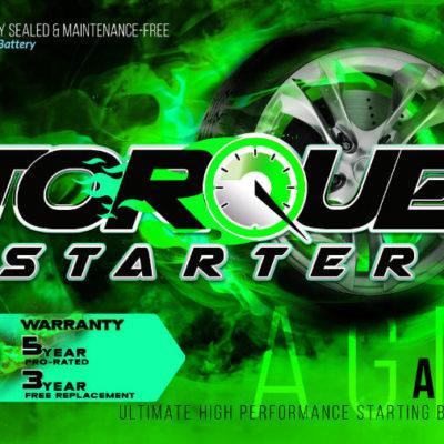 AGM, Maintenance Free Automotive Batteries