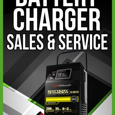 Battery Charger Sales & Service