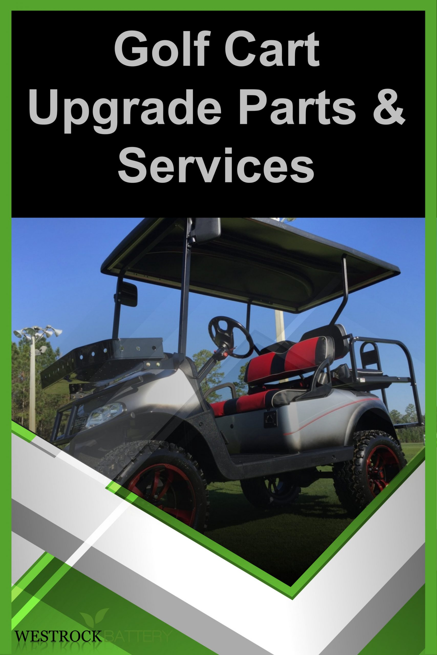 Gas & Electric Golf Cart Upgrades